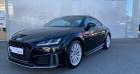 Audi TT Coupe COUPE Coupé 40 TFSI 197 S tronic 7 S line Noir à La Garde 83