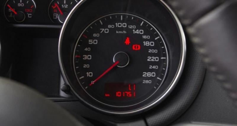 Audi TT Coupe II COUPE 1.8 TFSI 160 Noir occasion à Chambourcy - photo n°6