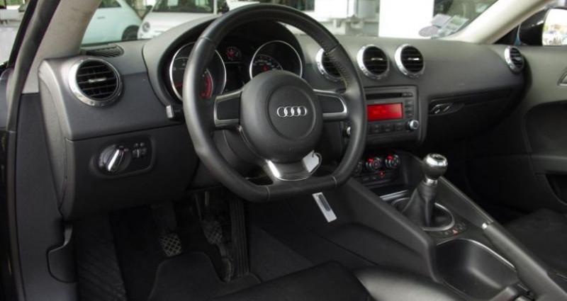 Audi TT Coupe II COUPE 1.8 TFSI 160 Noir occasion à Chambourcy - photo n°2