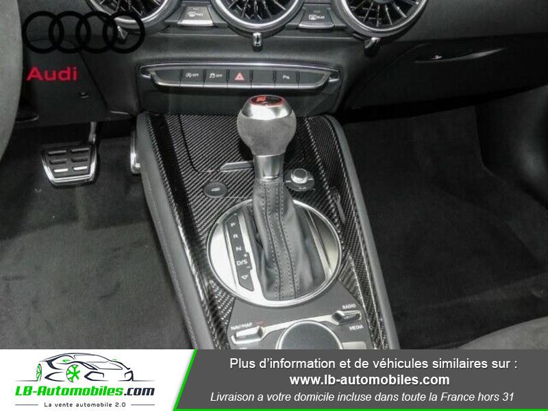 Audi TT Coupe RS Coupé 2.5 TFSI 400 S tronic 7 Quattro Vert occasion à Beaupuy - photo n°6