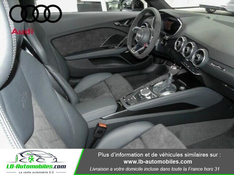 Audi TT Coupe RS Coupé 2.5 TFSI 400 S tronic 7 Quattro Vert occasion à Beaupuy - photo n°4