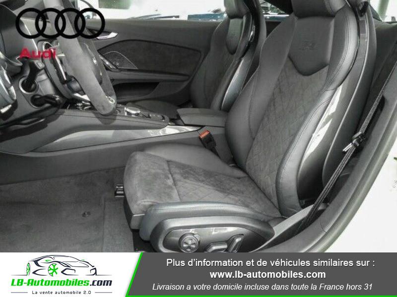 Audi TT Coupe RS Coupé 2.5 TFSI 400 S tronic 7 Quattro Vert occasion à Beaupuy - photo n°7