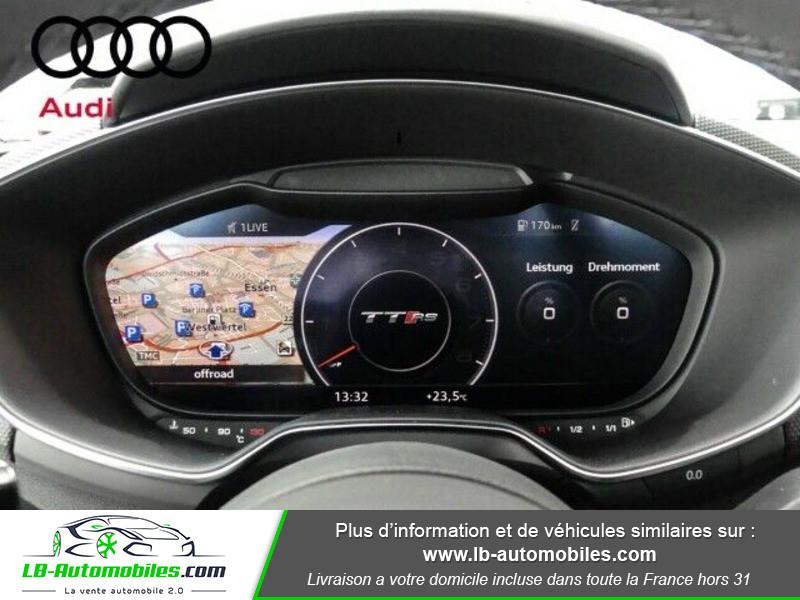 Audi TT Coupe RS Coupé 2.5 TFSI 400 S tronic 7 Quattro Vert occasion à Beaupuy - photo n°5