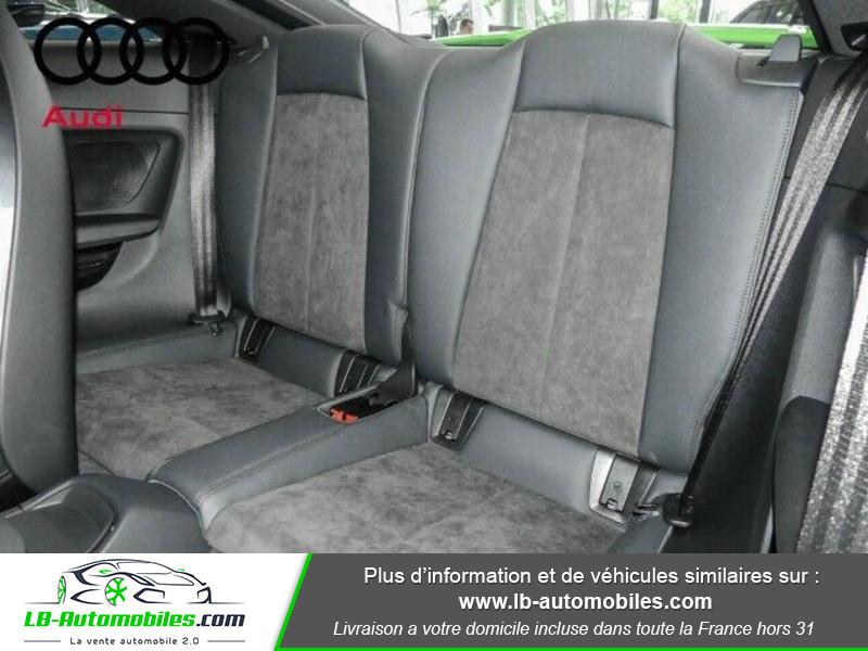 Audi TT Coupe RS Coupé 2.5 TFSI 400 S tronic 7 Quattro Vert occasion à Beaupuy - photo n°13