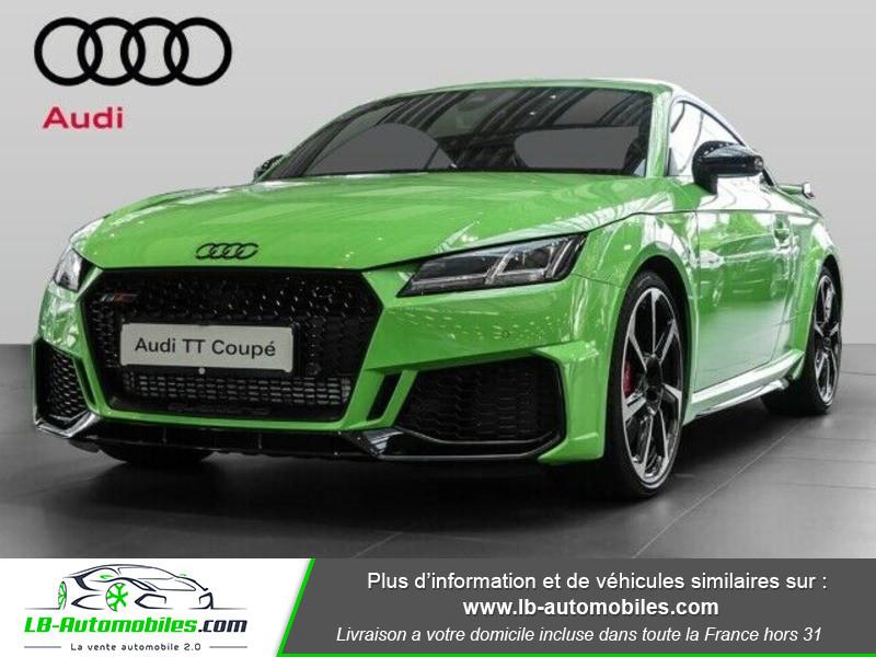 Audi TT Coupe RS Coupé 2.5 TFSI 400 S tronic 7 Quattro Vert occasion à Beaupuy