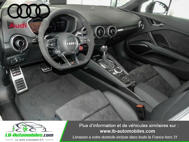 Audi TT Coupe RS Coupé 2.5 TFSI 400 S tronic 7 Quattro Vert occasion à Beaupuy - photo n°2