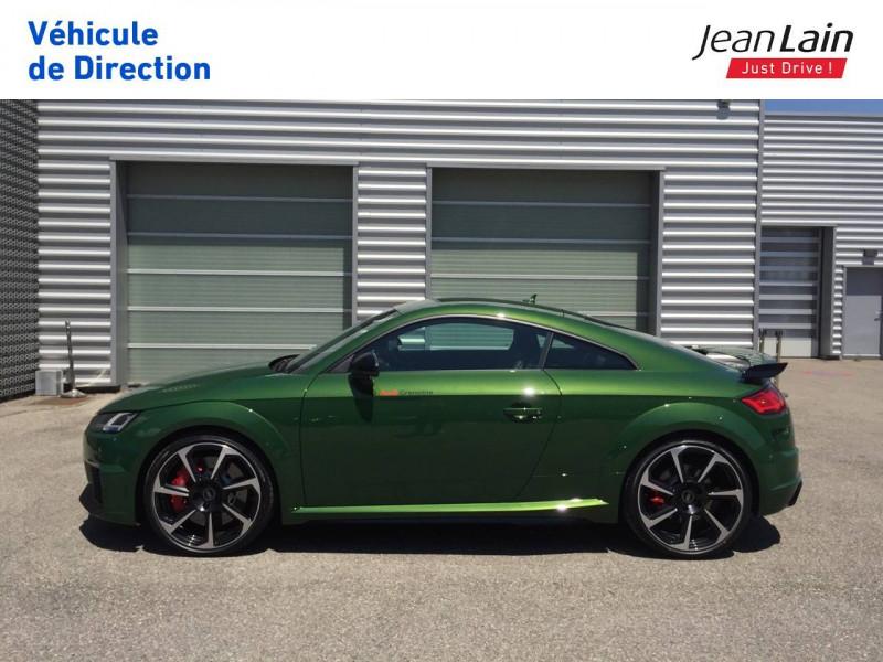 Audi TT Coupe TT RS Coupé 2.5 TFSI 400 S tronic 7 Quattro  3p  occasion à Échirolles - photo n°8
