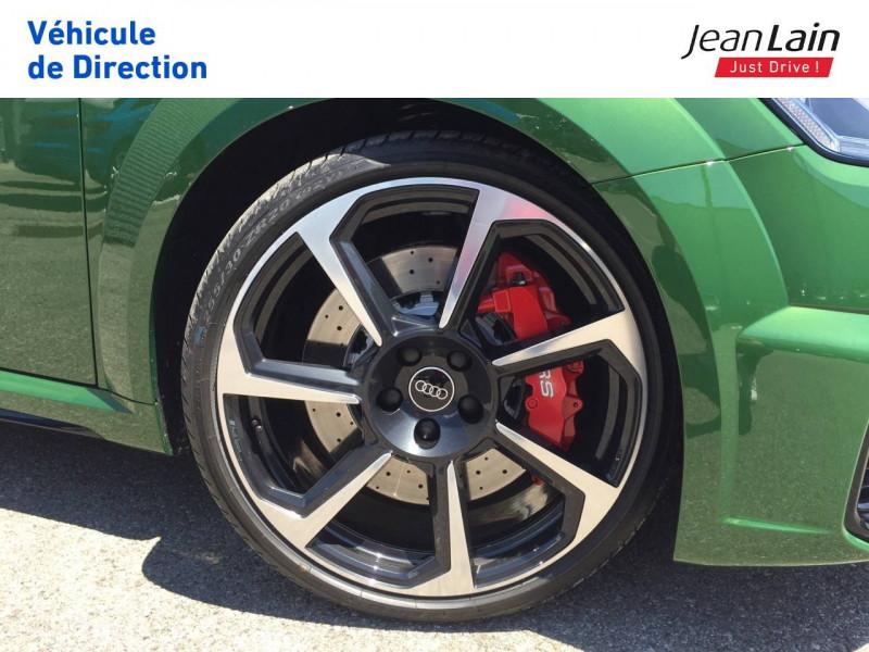 Audi TT Coupe TT RS Coupé 2.5 TFSI 400 S tronic 7 Quattro  3p  occasion à Échirolles - photo n°9