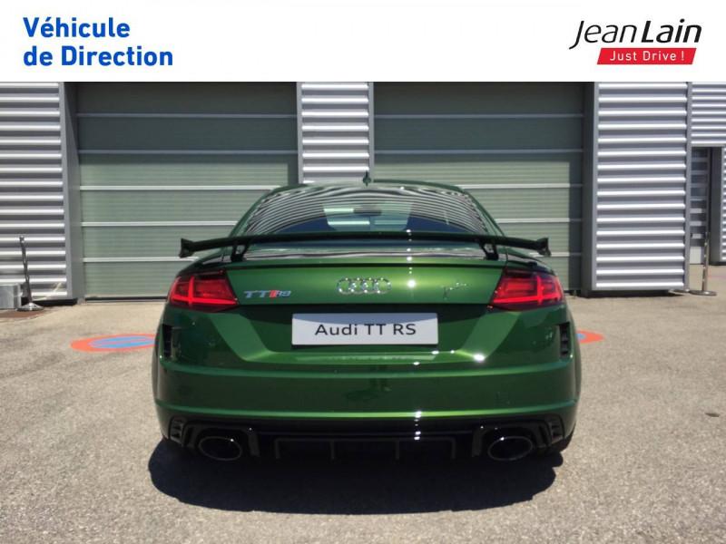 Audi TT Coupe TT RS Coupé 2.5 TFSI 400 S tronic 7 Quattro  3p  occasion à Échirolles - photo n°6