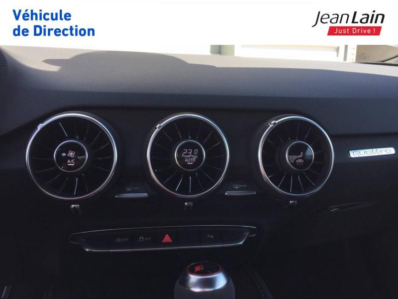 Audi TT Coupe TT RS Coupé 2.5 TFSI 400 S tronic 7 Quattro  3p  occasion à Échirolles - photo n°14