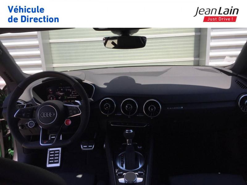 Audi TT Coupe TT RS Coupé 2.5 TFSI 400 S tronic 7 Quattro  3p  occasion à Échirolles - photo n°18
