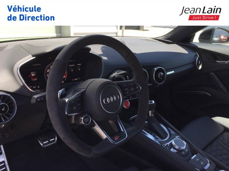 Audi TT Coupe TT RS Coupé 2.5 TFSI 400 S tronic 7 Quattro  3p  occasion à Échirolles - photo n°12