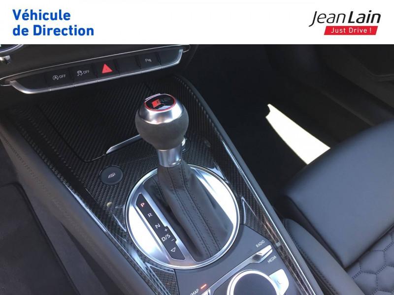 Audi TT Coupe TT RS Coupé 2.5 TFSI 400 S tronic 7 Quattro  3p  occasion à Échirolles - photo n°13