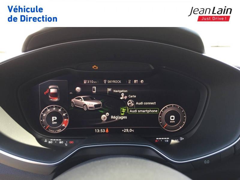 Audi TT Coupe TT RS Coupé 2.5 TFSI 400 S tronic 7 Quattro  3p  occasion à Échirolles - photo n°16