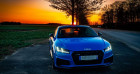 Audi TT Coupe TTS coupé 40 TFSI 306 Tronic Quattro Bleu à GAZERAN 78