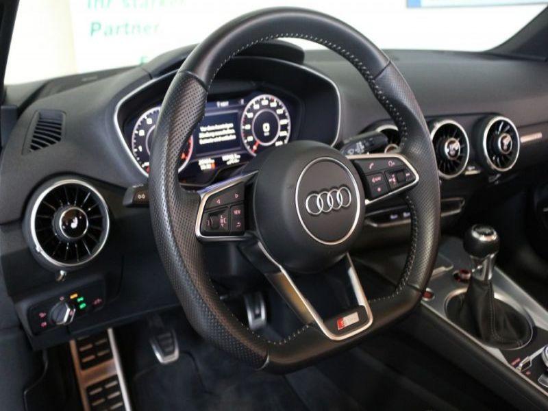 Audi TT roadster 1.8 TFSI 180 cv Jaune occasion à Beaupuy - photo n°7