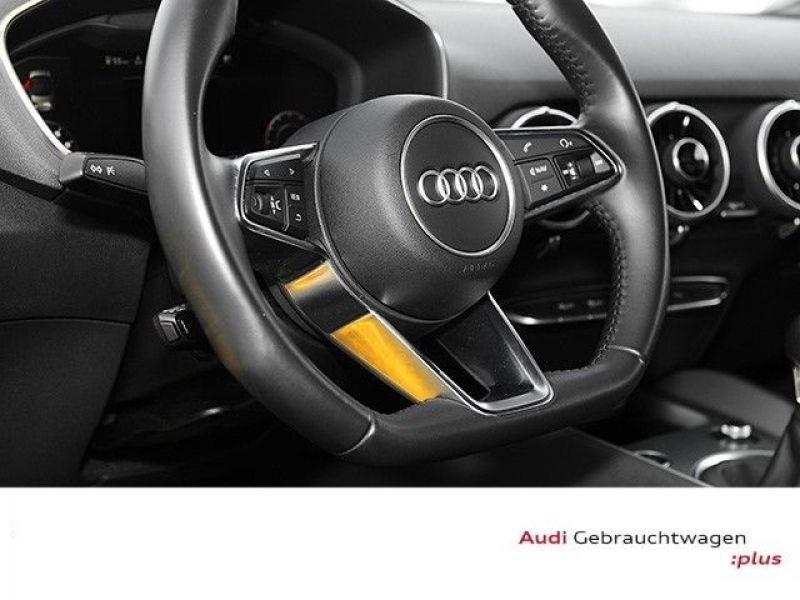 Audi TT roadster 1.8 TFSI 180 cv Jaune occasion à Beaupuy - photo n°5