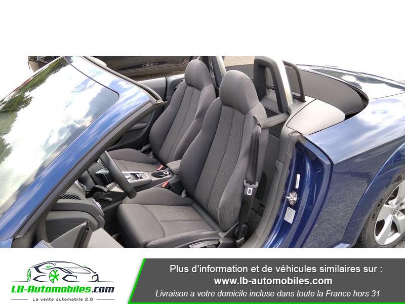 Audi TT roadster 1.8 TFSI 180 S tronic 7 Bleu occasion à Beaupuy - photo n°3