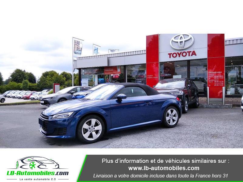 Audi TT roadster 1.8 TFSI 180 S tronic 7 Bleu occasion à Beaupuy