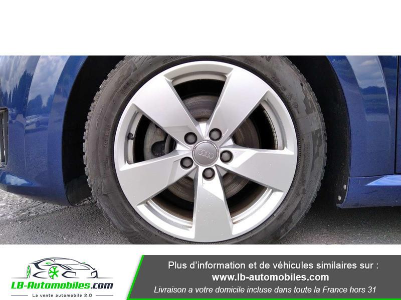 Audi TT roadster 1.8 TFSI 180 S tronic 7 Bleu occasion à Beaupuy - photo n°8