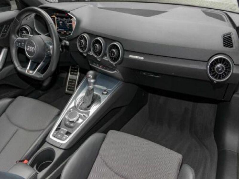 Audi TT roadster 1.8 TFSI 180 S Tronic Noir occasion à Beaupuy - photo n°6