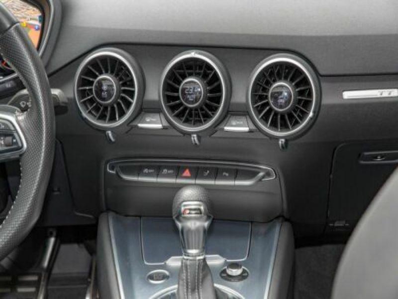 Audi TT roadster 1.8 TFSI 180 S Tronic Noir occasion à Beaupuy - photo n°7