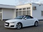 Audi TT roadster 1.8 TFSI Blanc à Beaupuy 31