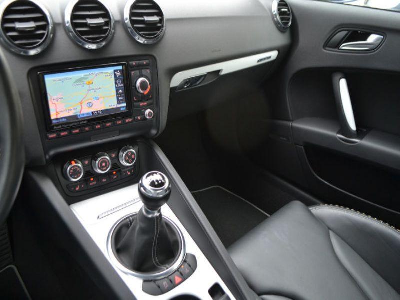 Audi TT roadster 2.0 TDI 170 Quattro Bleu occasion à Beaupuy - photo n°5