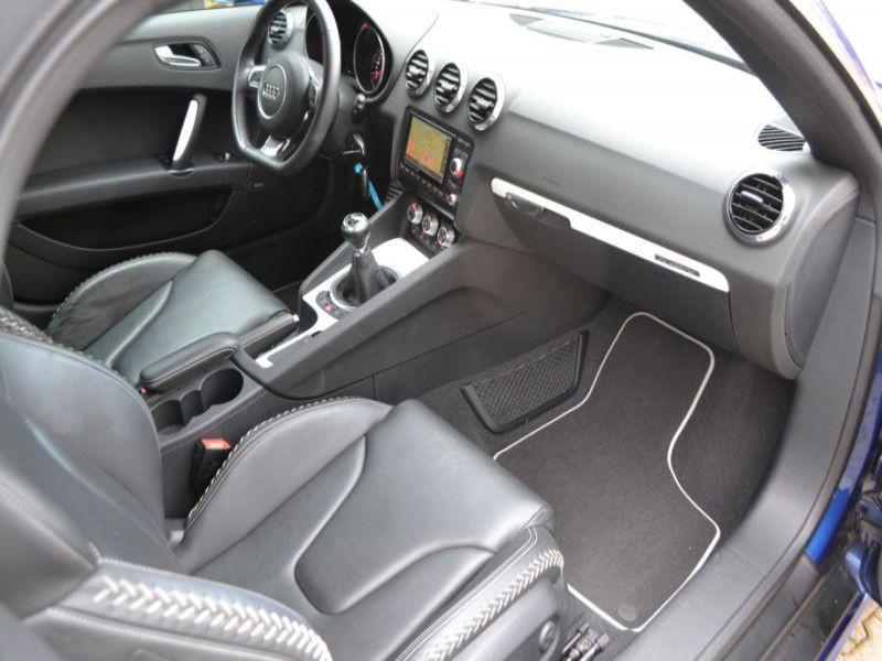 Audi TT roadster 2.0 TDI 170 Quattro Bleu occasion à Beaupuy - photo n°2