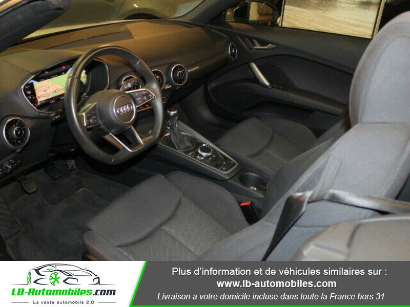 Audi TT roadster 2.0 TDI 184 Blanc occasion à Beaupuy - photo n°5