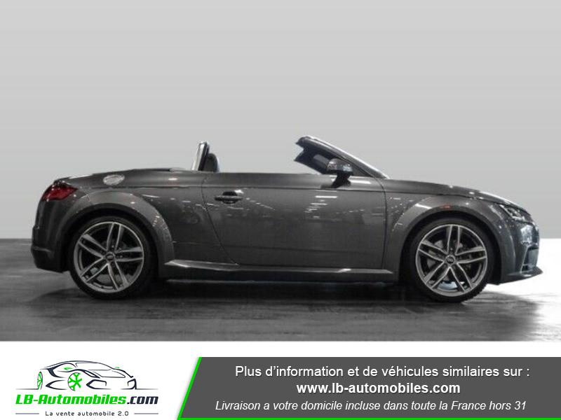 Audi TT roadster 2.0 TDI 184 Gris occasion à Beaupuy - photo n°11