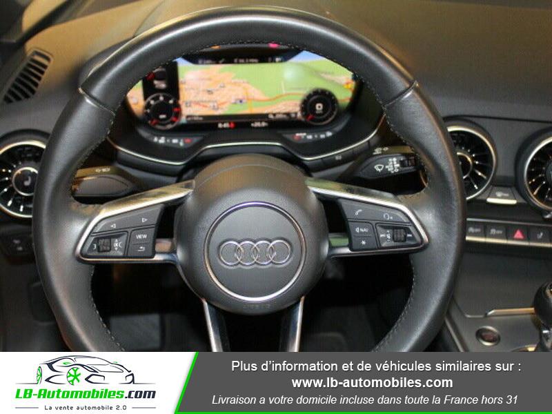 Audi TT roadster 2.0 TDI 184 Blanc occasion à Beaupuy - photo n°7