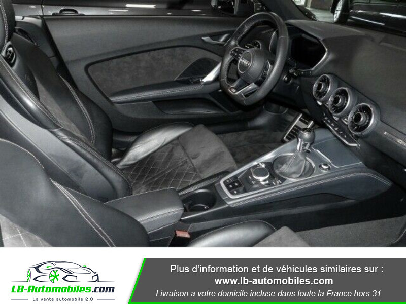 Audi TT roadster 2.0 TDI 184 Gris occasion à Beaupuy - photo n°8