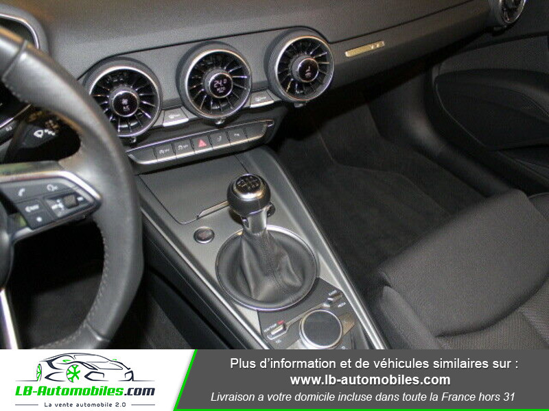 Audi TT roadster 2.0 TDI 184 Blanc occasion à Beaupuy - photo n°6