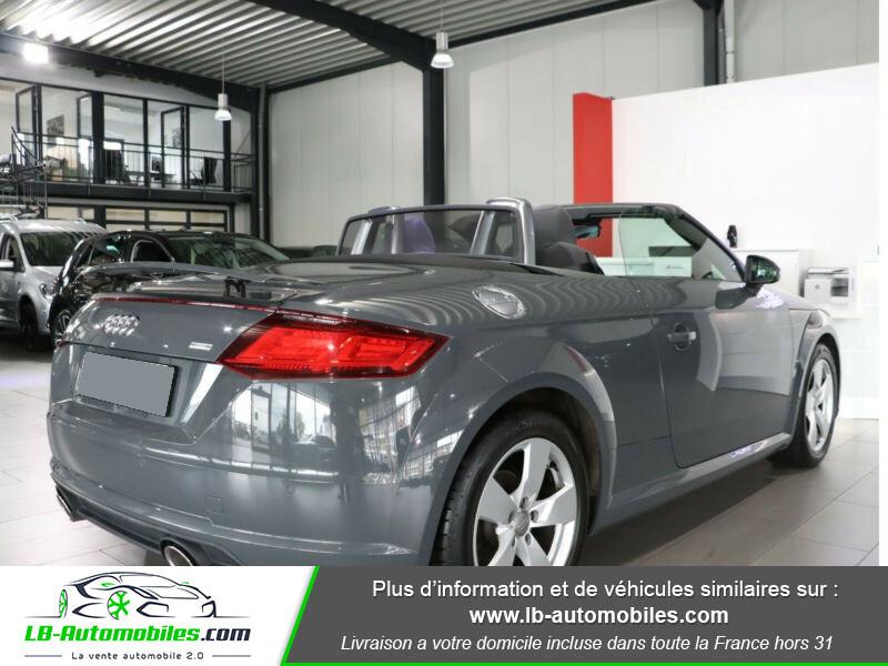 Audi TT roadster 2.0 TDI 184 Gris occasion à Beaupuy - photo n°3