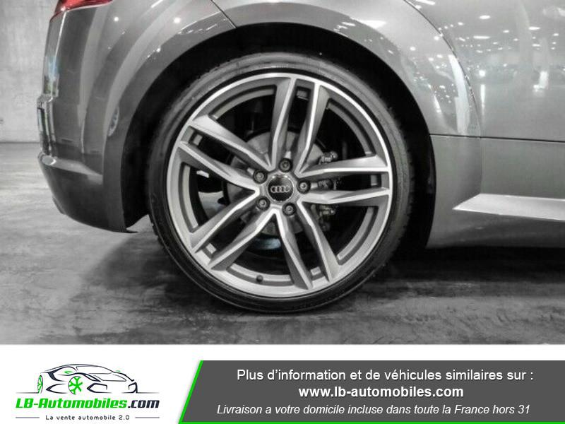 Audi TT roadster 2.0 TDI 184 Gris occasion à Beaupuy - photo n°9