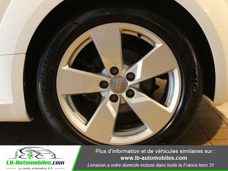 Audi TT roadster 2.0 TDI 184 Blanc occasion à Beaupuy - photo n°10