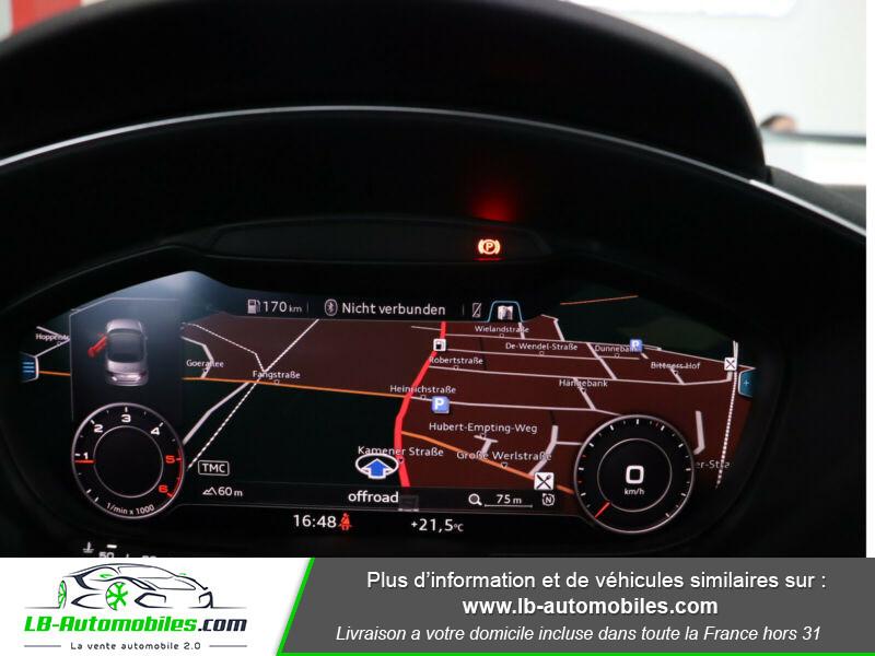 Audi TT roadster 2.0 TDI 184 Gris occasion à Beaupuy - photo n°7