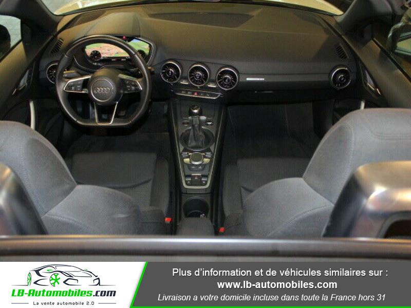 Audi TT roadster 2.0 TDI 184 Blanc occasion à Beaupuy - photo n°2