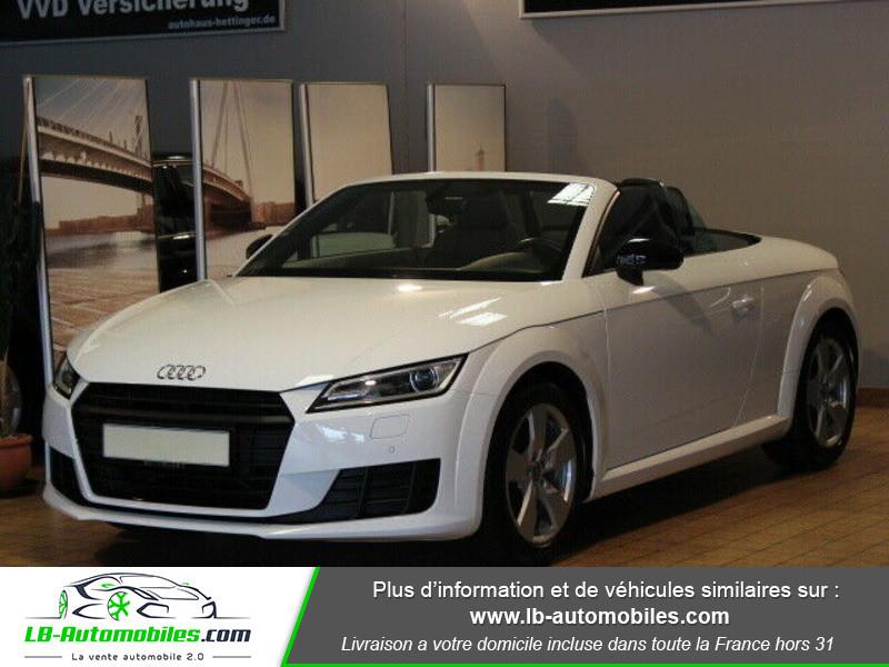 Audi TT roadster 2.0 TDI 184 Blanc occasion à Beaupuy