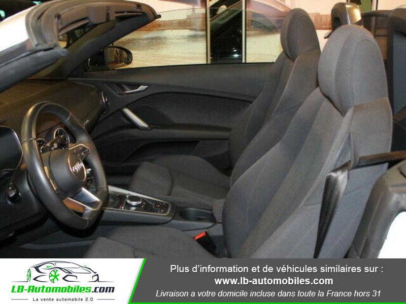 Audi TT roadster 2.0 TDI 184 Blanc occasion à Beaupuy - photo n°8