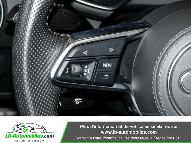 Audi TT roadster 2.0 TDI 184 Gris occasion à Beaupuy - photo n°15
