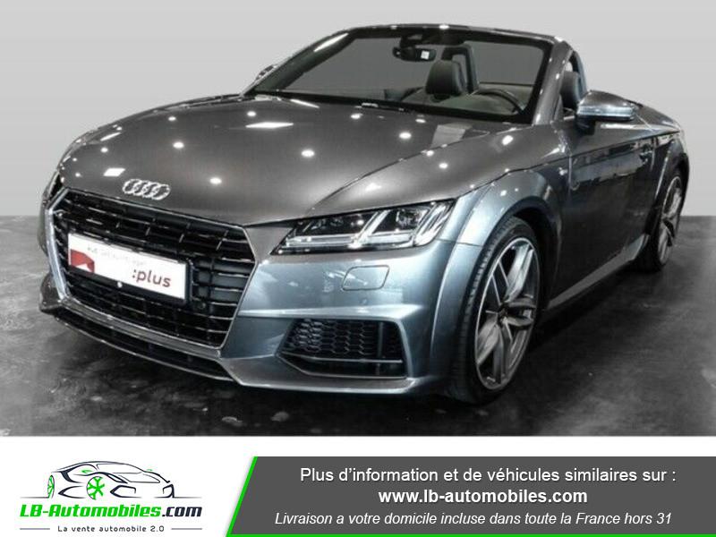 Audi TT roadster 2.0 TDI 184 Gris occasion à Beaupuy