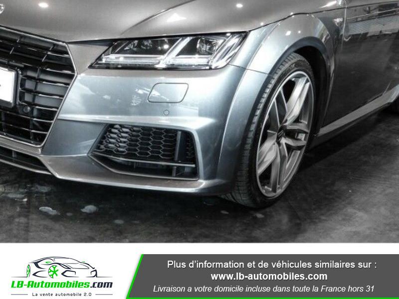 Audi TT roadster 2.0 TDI 184 Gris occasion à Beaupuy - photo n°13