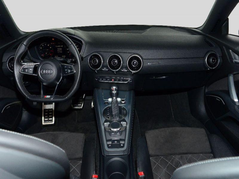 Audi TT roadster 2.0 TFSI 230 Quattro S Tronic S Line Blanc occasion à Beaupuy - photo n°2