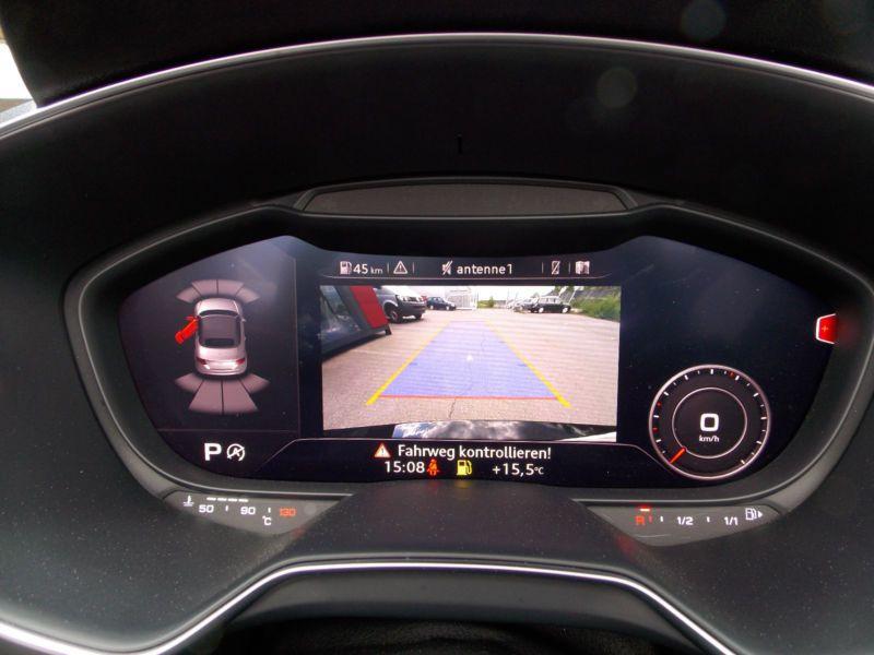 Audi TT roadster 2.0 TFSI 230 Quattro S Tronic Noir occasion à Beaupuy - photo n°6