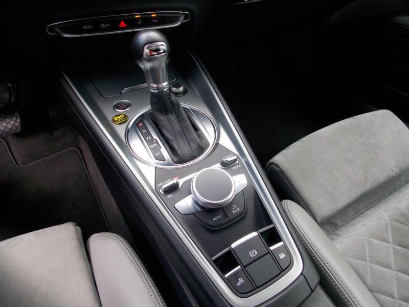 Audi TT roadster 2.0 TFSI 230 Quattro S Tronic Noir occasion à Beaupuy - photo n°5