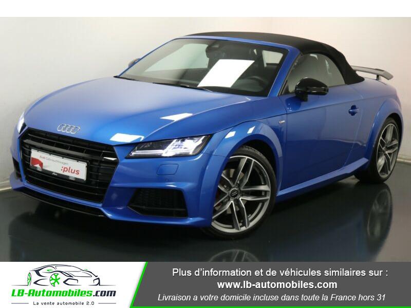 Audi TT roadster 2.0 TFSI 230 / S line Bleu occasion à Beaupuy