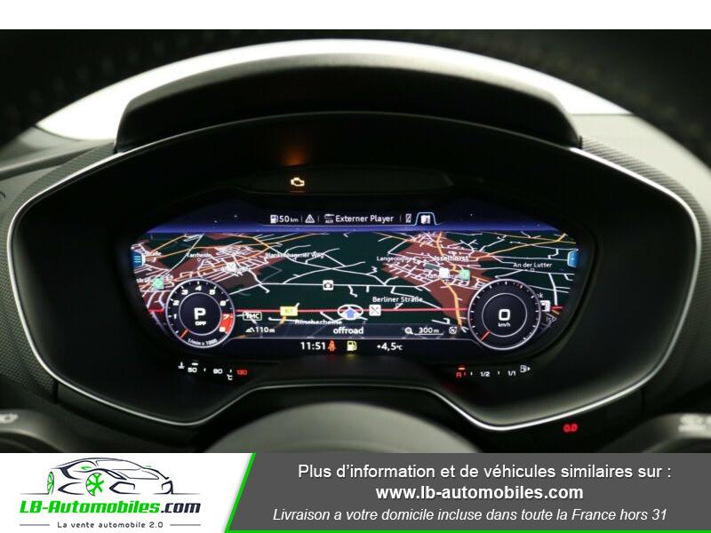 Audi TT roadster 2.0 TFSI 230 / S line Bleu occasion à Beaupuy - photo n°7