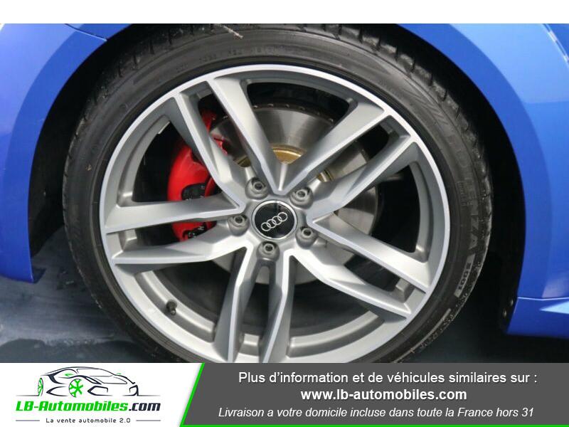 Audi TT roadster 2.0 TFSI 230 / S line Bleu occasion à Beaupuy - photo n°11